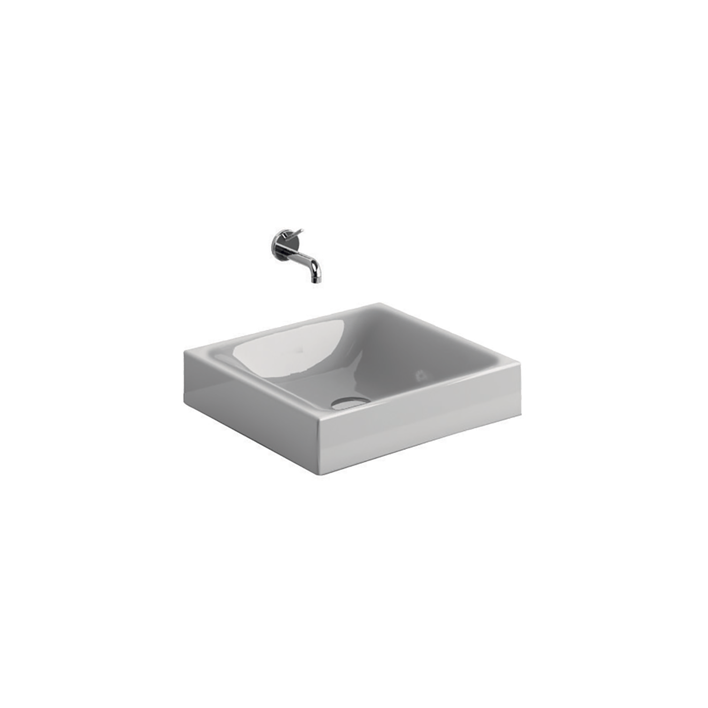 Lavabo 45x45 for Lavabi arredo