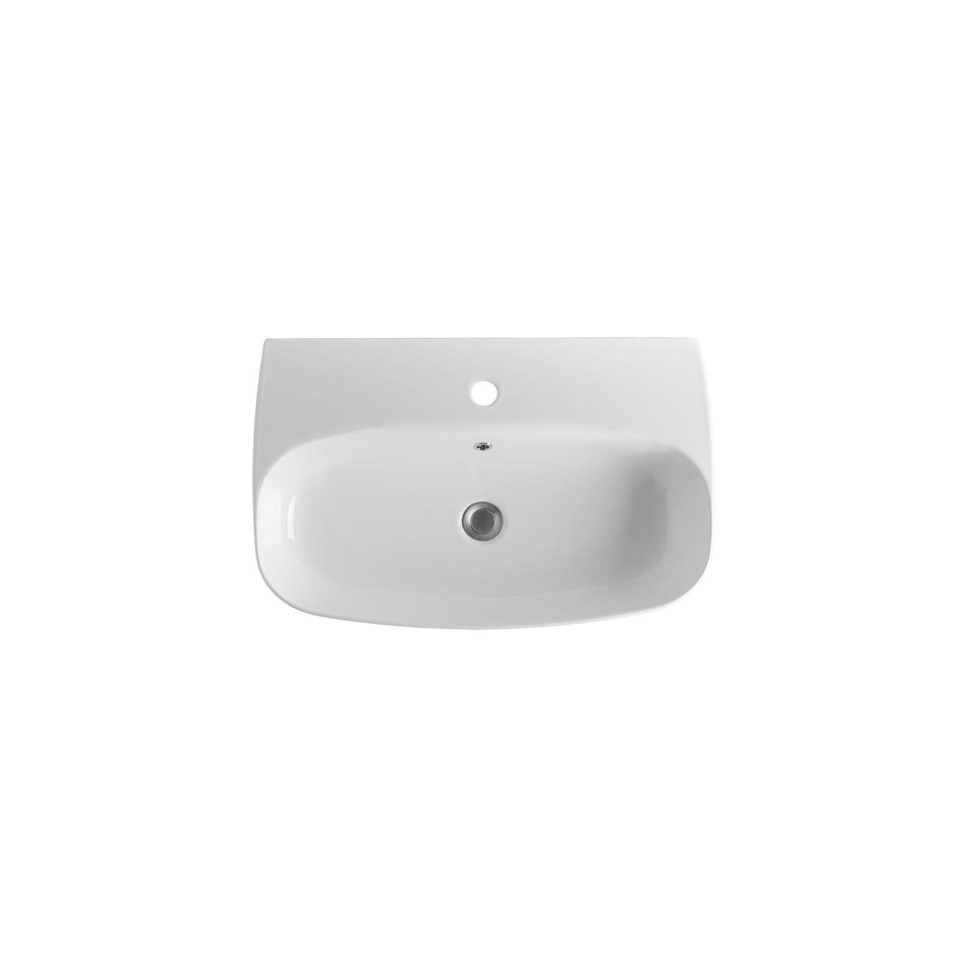 Piano lavabo in corian arco lavandini per il bagno di gore design
