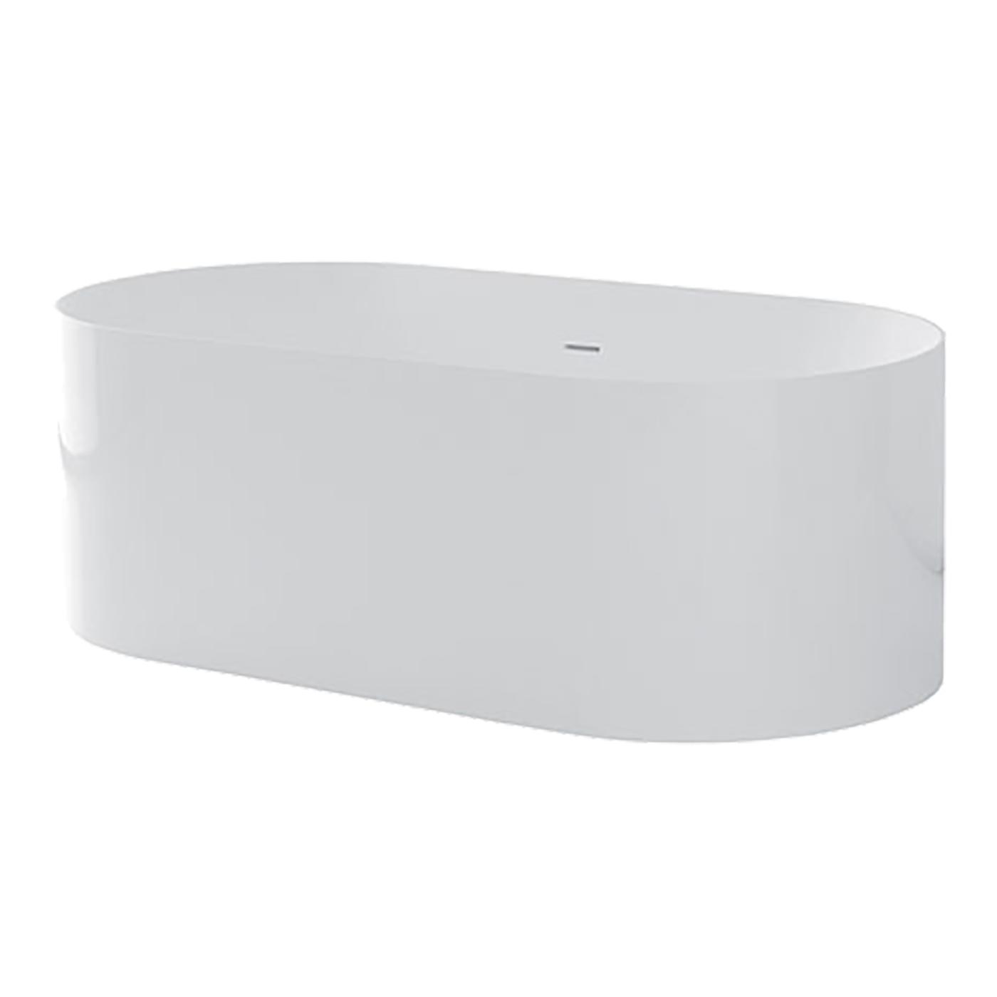Vasca Da Bagno Kerasan : Vasca da bagno ovale g&m