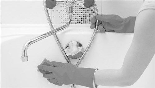 Vasca Da Bagno Arrugginita : Come pulire vasca da bagno