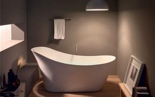 Vasca Da Bagno Freestanding Rettangolare : Vasca freestanding la vasca da bagno di design iperceramica