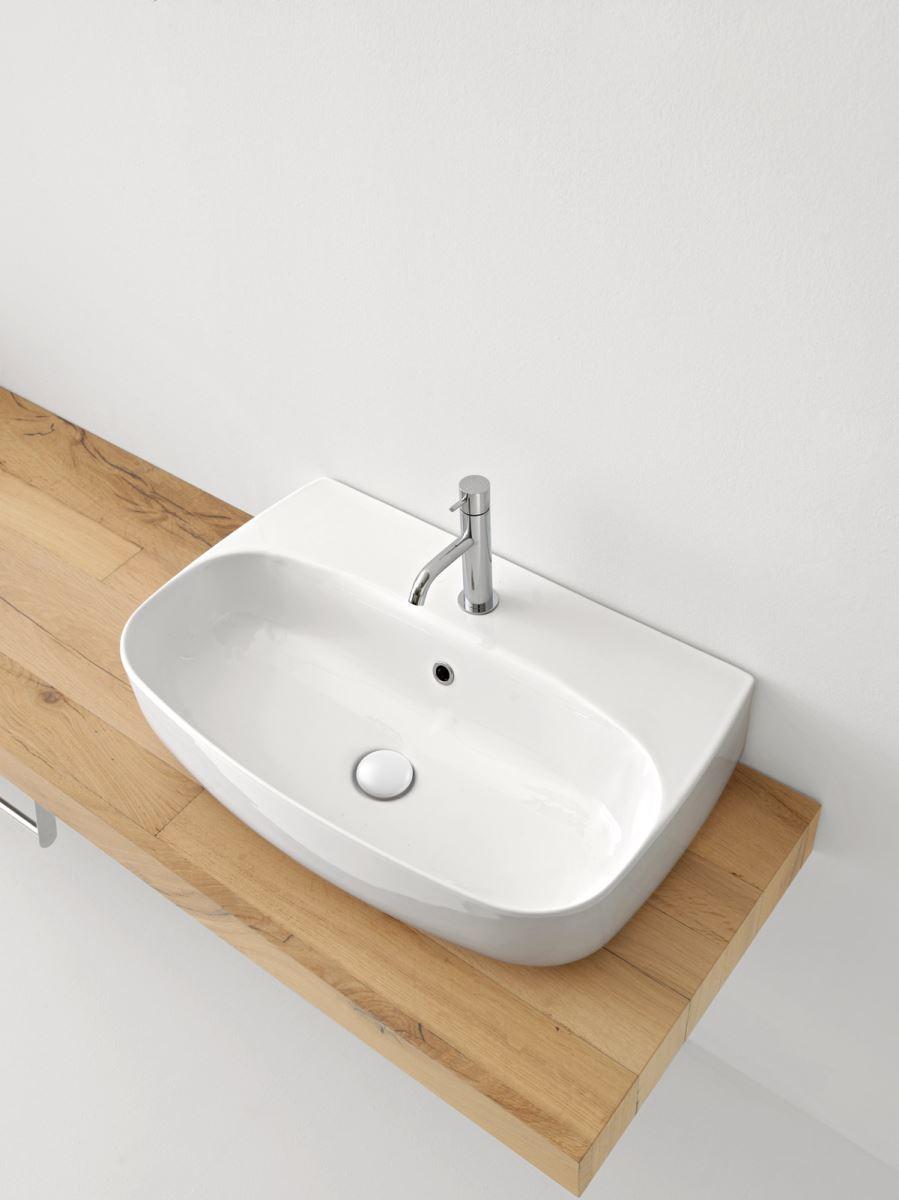 Lavandino Bagno Con Piede lavabi bagno di design