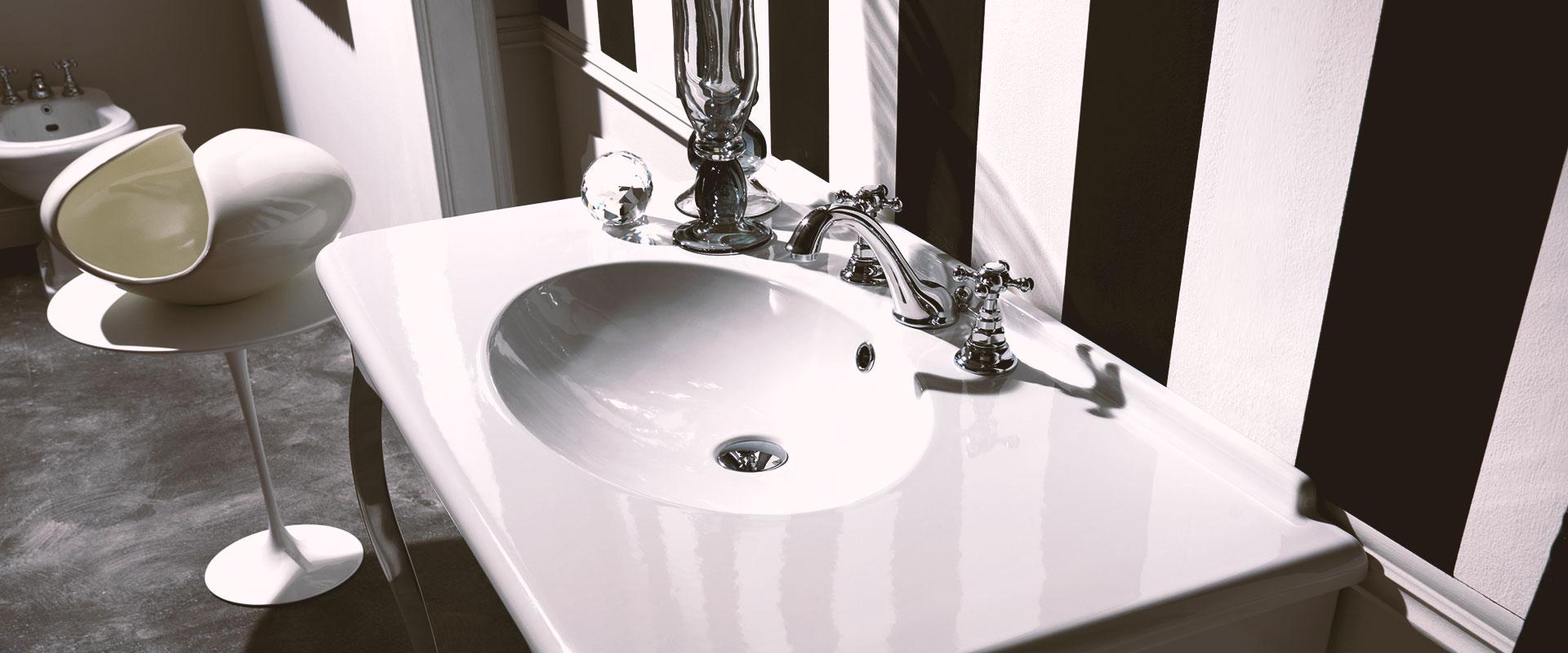 Kerasan - sanitari e lavabi in ceramica - arredo bagno